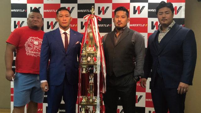 W-1新時代の幕開けか!? 『W-1 GP 2019』、ベスト4に四天王が揃い踏み!
